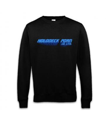 Holodeck Porn Company sweatshirt