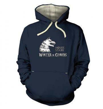 House Stark   hoodie (premium)