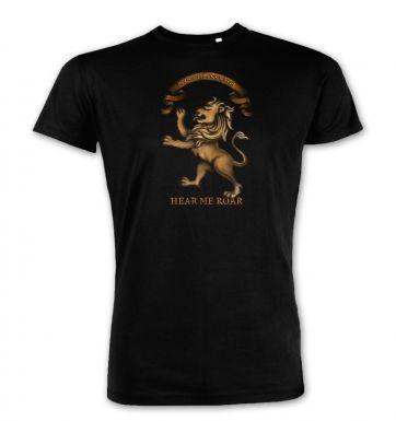 House Lannister Crest premium t-shirt