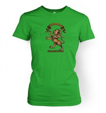 House Lannister Crest  womens t-shirt