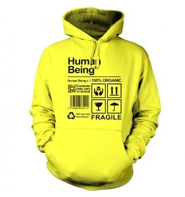 Human Being hoodie