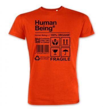 Human Being premium t-shirt