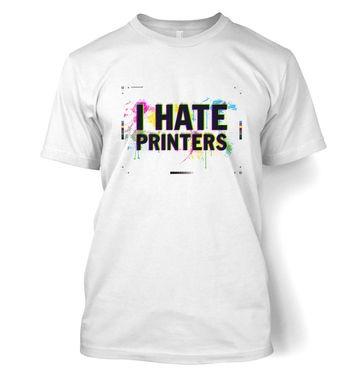 I Hate Printers t-shirt