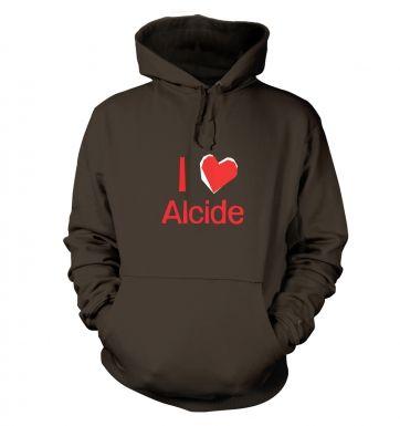 I Heart Alcide hoodie