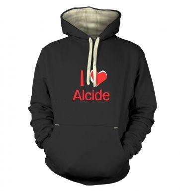 I Heart Alcide  hoodie (premium)