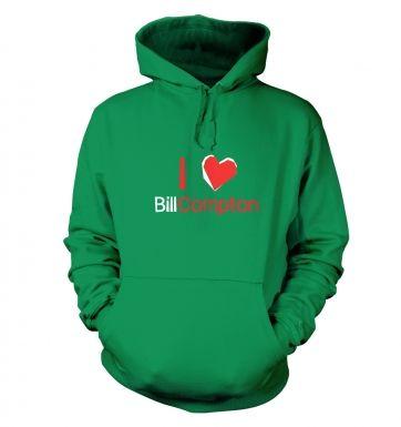 I heart Bill Compton hoodie