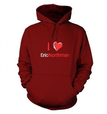 I heart Eric Northman hoodie