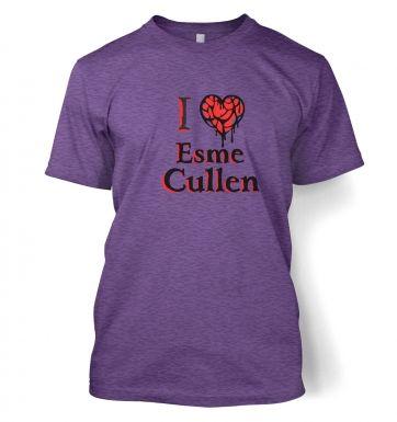 I Heart Esme Cullen t-shirt