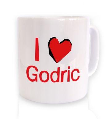 I Heart Godric  mug