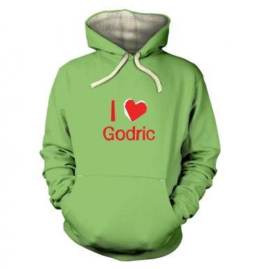 I Heart Godric  hoodie (premium)