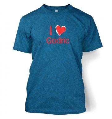 I Heart Godric  t-shirt