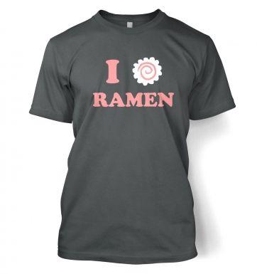 I Heart Ramen  t-shirt