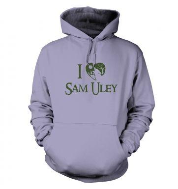 I Heart Sam Uley  hoodie