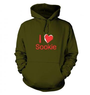 I Heart Sookie hoodie