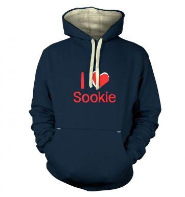 I Heart Sookie  hoodie (premium)