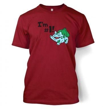 Im #1!  t-shirt