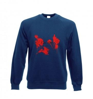 Im fine sweatshirt