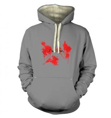Im fine  hoodie (premium)