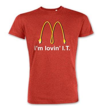 I'm Lovin' I.T. premium t-shirt
