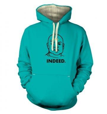 Indeed Tealc  hoodie (premium)