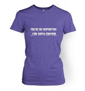 Inspiration  womens t-shirt