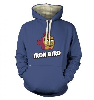 Iron Bird hoodie (premium)