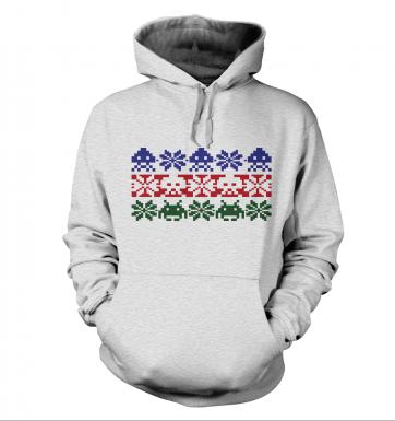 Isle Invaders hoodie
