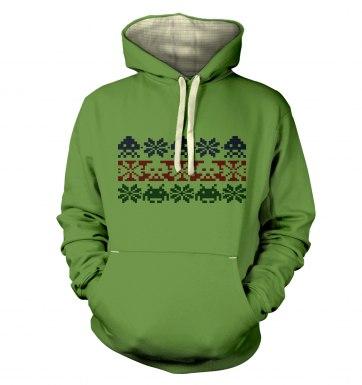 Isle Invaders  hoodie (premium)