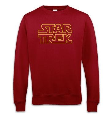 Jedi Trek sweatshirt