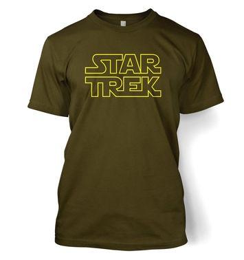 Jedi Trek t-shirt
