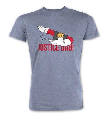 Justice Dab premium t-shirt