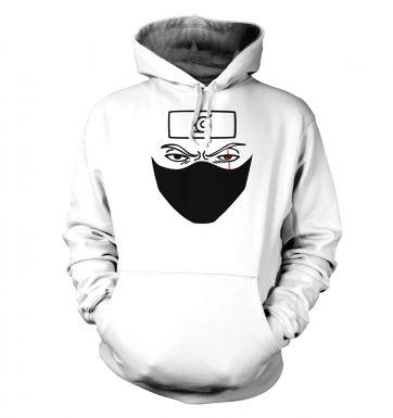 Kakashi Face   hoodie