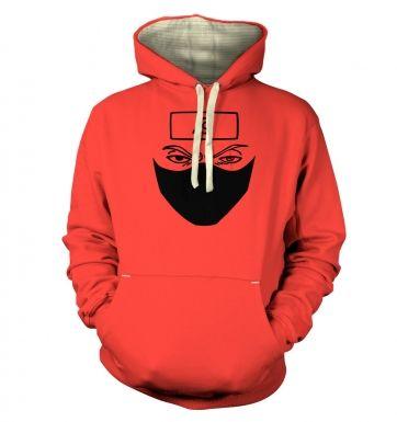 Kakashi Face  hoodie (premium)