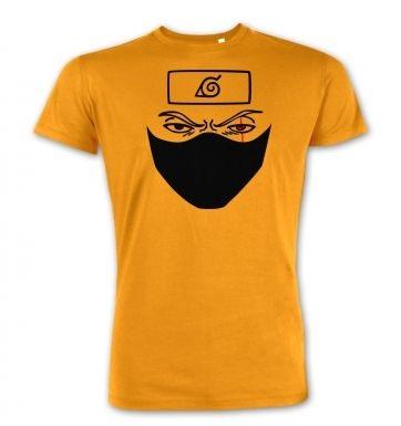 Kakashi Face  premium t-shirt