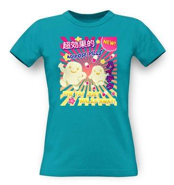 Kawaii Adipose classic women's t-shirt