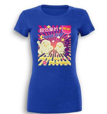 Kawaii Adipose premium women's t-shirt