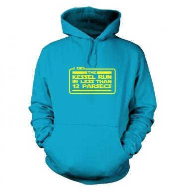 Kessel Run hoodie