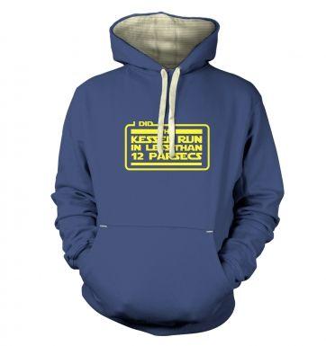 Kessel Run  hoodie (premium)