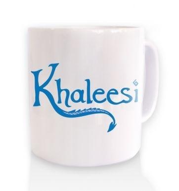 Khaleesi (blue) mug