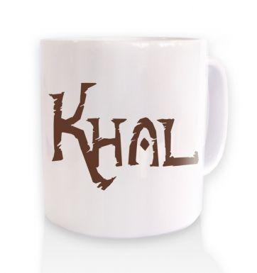 Khal mug