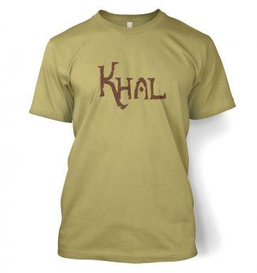 Khal t-shirt