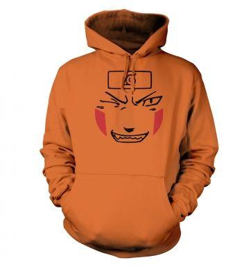 Kiba Face   hoodie