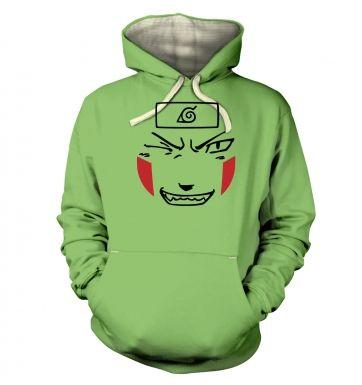 Kiba Face  hoodie (premium)