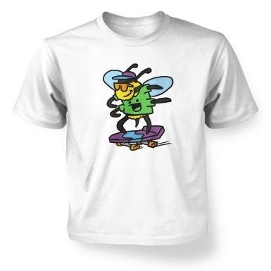 Killer Bee!  kids t-shirt