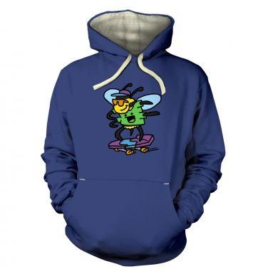 Killer Bee!  hoodie (premium)