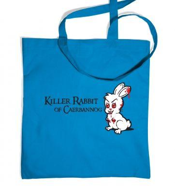 Killer Rabbit Of Caerbannog tote bag