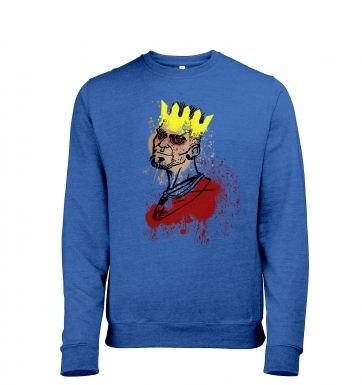 King of the Island heather sweatshirt