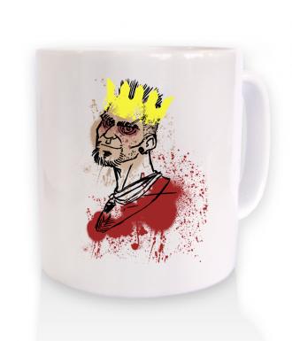 King of the Island  mug