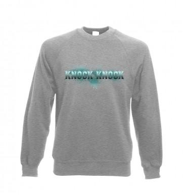 Knock Knock  sweatshirt