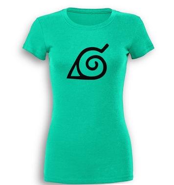 Konoha Leaf premium women's t-shirt